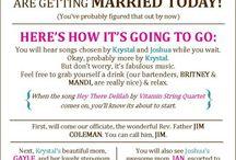 Wedding Programs / by Jordyn Fones