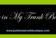 Junk in My Trunk Boutique / by Junk in My Trunk Boutique
