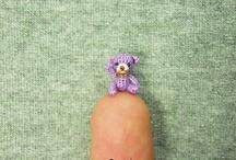 Fiber Arts / Knitting, Crocheting, Spinning, Felting, Tatting, Weaving ... / by Jennifer Cabbage