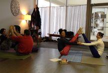Breezeway Yoga Events / Workshops and classes at Breezeway