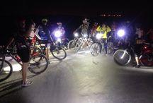 Salida ruta nocturna 17-11-2014 (Elche, Alicante)
