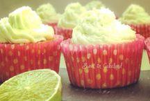 Cupcakes cocco e lime / #cupcakes #cocco #lime