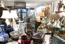 Visiting Graham Geddes Antiques (3) / Gallery Virtual Tour