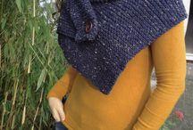 Sjaals / eigen maakwerk