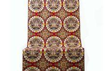 文様のご紹介 / こちらでは龍村美術織物が、復元・制作に携わった文様をご紹介致します。