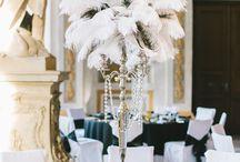 2018 Wedding Trends / Wedding Trends 2018 Art Deco Twenties  Gatsby