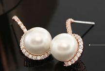 Diamond/pearls