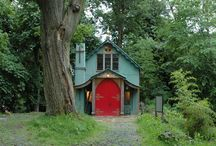 The chapel house ♥ ♥ ♥ / by Anne Brown