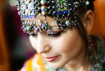 The traditional beuty of the Bride in the Word