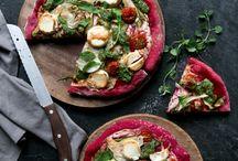 FOOD    Pizze