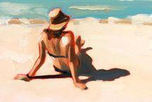 1) Figurative - Elizabeth Lennie