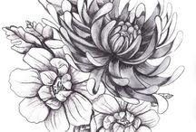 chrysanthemum tattoo references