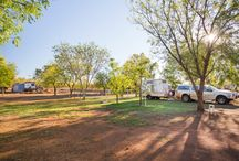 Cloncurry, Queensland, Australia / Burke and Wills found beauty here on their journey through in 1861; now, take your turn when you stay with us at Discovery Parks – Cloncurry.    Our caravan park is a great base to explore 'The Curry'.