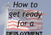 Deployment / The before, during, and afters of deployment.  / by Jessica Hopper