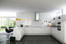 Kjøkken - ideer