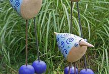 Garden sculpture