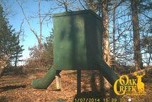 Oak Creek 2 Trail Cam photos Fall 2014 / Photos of the world class deer on the Oak Creek 2 ranch.  #trophywhitetaildeerhunting #deerhunting www.oakcreekwhitetailranch.com