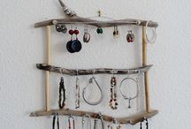 Porte bijoux / Ceci est un porte bijoux.