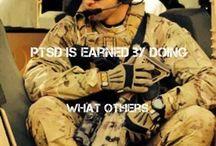 Combat Stress PTSD(c) & mental health