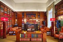Library / 'A library is not a luxury but one of the necessities of life.'  Henry Ward Beecher