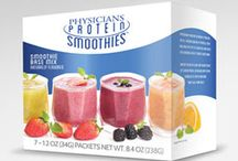 Physicians Protein Smoothies™ and other yummy foods to help you lose weight / The best recipes and foods from Physicians Protein Smoothies™ to help you lose weight fast and keep it off permanently. With Physicians Protein Smoothies™ and eating advice from Caroline Apovian, M.D., you can change your body overnight and change your life forever.    / by Dr. Apovian