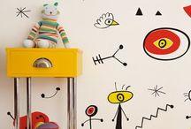 deco-Kids / Ideas para su habitación #kids #niños