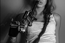 Dangerous Girls / Badass Girls, Guns