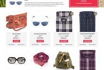 Web - ecommerce - Inspiration