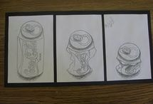 Year 8 Art ideas