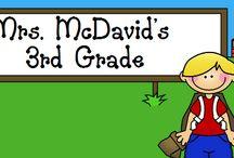 2nd Grade  / by Melissa Ortega