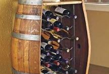 Barrel Ideas / Great ideas to use your quality wine barrels