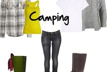 Campground Fashion / some great looks for around the campground / by Jellystone Park at Gloucester Point