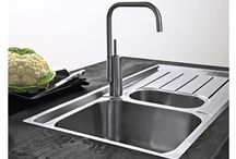 Franke Stainless Steel Inset Kitchen Sinks