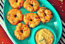 Indian Snacks, Side Dish & Starters