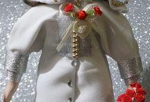 Catholic Saints Dolls