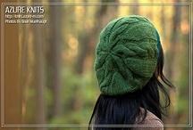 Knit/crochet / by Amy