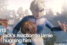 Little Rise of the Guardians Things!