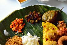 Indian Thali from Different states
