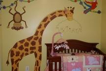 Nursery ideas / by Sarah Cranstone