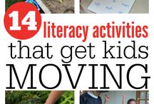 Activities for Literacy Learning