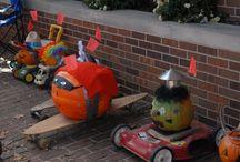 Pumpkin Races / Pumpkin Races around the world.