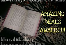 Blake's Library PH / Find out the great book deals here at Blake's Library PH.