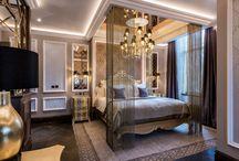 Hotel Bedrooms / Inspiring carpet ideas for designing hotel bedrooms