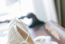 wedding fashion / the bride, bridesmaids, shoes and everything that is worn:) / by Sahara Ali