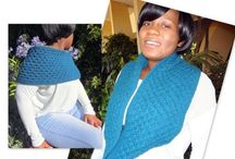 Scarves & Cowls Knitting Patterns