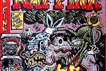 Comic Rat Fink