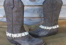bijoux de bottes