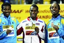 Bahamas.  Bahamian Athletes On The World Stage / Athletes from the Bahamas or with Bahamian roots on the world stage.
