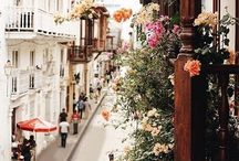 Inspiração | Cartagena