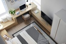 Small Spaces - Interiors
